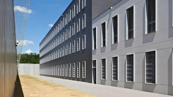 Das Regionalgefängnis in Burgdorf (Archiv)