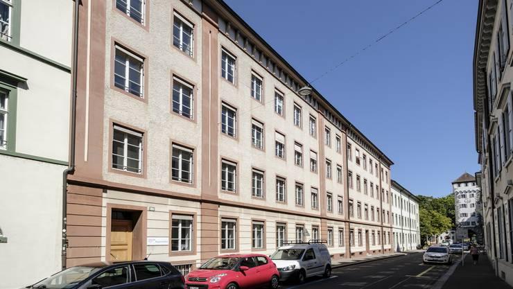 St.Alban-Vorstadt 93/95