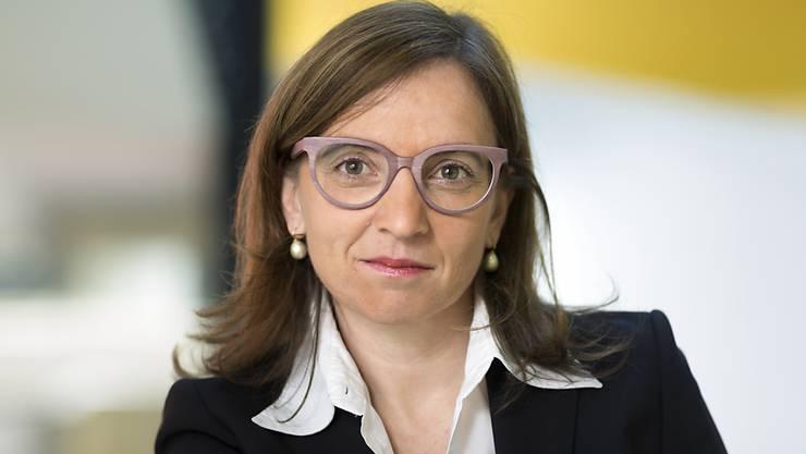 Die Chefin der Luzerner Krankenkasse CSS, Philomena Colatrella, liebäugelt mit Mindestfranchisen von 5000 oder 10'000 Franken. (Archivbild)