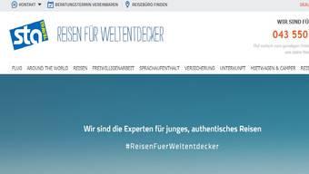 Die Welt kann man mit STA Travel Schweiz nicht mehr entdecken.