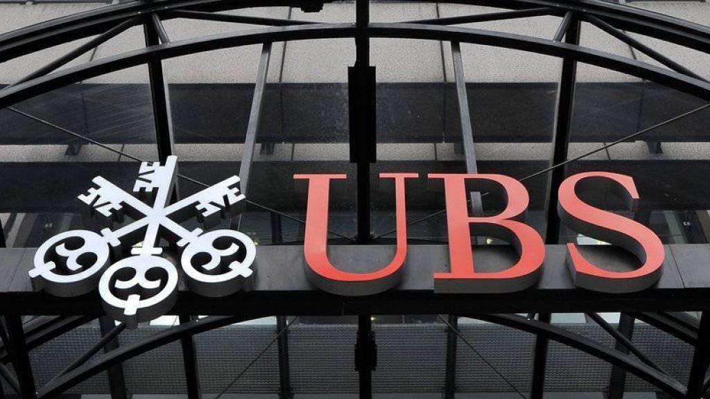 Die Schweizer Banken wie die UBS haben sich am Freitag nach dem britischen Votum zum EU-Austritt zurückhaltend über die Konsequenzen des Entscheids für ihr Geschäft gezeigt. (Symbolbild)