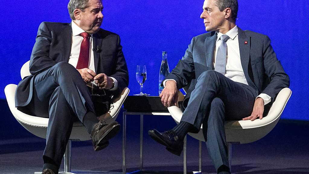 Europa Forum Luzern mit neuer Leitung und neuem Konzept