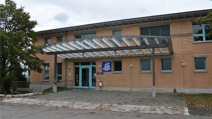 Die Heilpädagogischen Schulen in Frick (Bild) und Rheinfelden sollen ab Sommer 2021 in Mumpf konzentriert werden.Bild: nbo