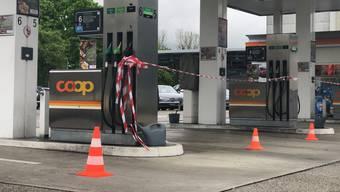 Coop Tankstelle
