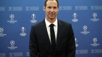 Petr Cech. ein Mann für alle Fälle
