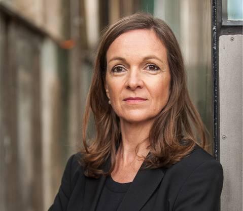 Annemarie Ita Leiterin, Stadtbibliothek Baden