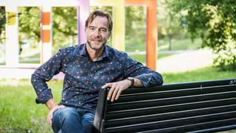 "Daniel Hess hält neu das ""Wort zum Sonntag""."