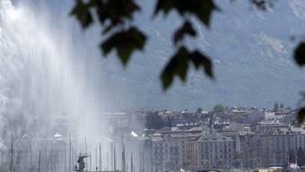 Das Genfer Quartier Eaux-Vives (Archiv)