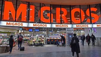 Die Migros-Gruppe hat auch im Krisenjahr ihren Umsatz steigern können – konkret um 4 Prozent auf 29,8 Milliarden Franken.