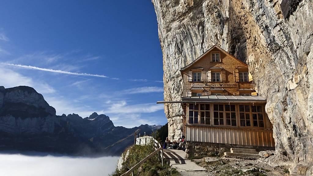 Drohnenflüge über dem Alpstein werden verboten