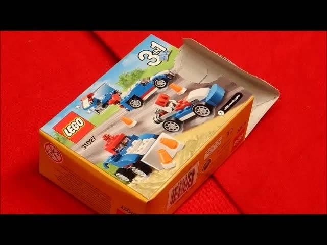 Politiker spielen mit Lego