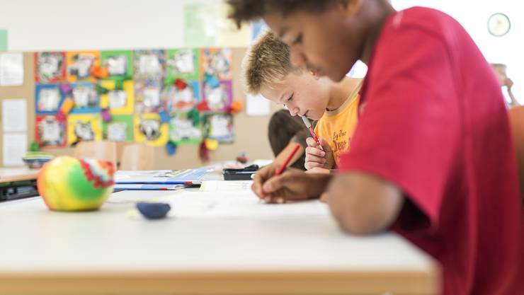 Pädagogisch gebe es starke Argumente für nur eine Fremdsprache an der Primarschule, erklärt der Zürcher Lehrerinnen- und Lehrerverband. (Symbolbild)