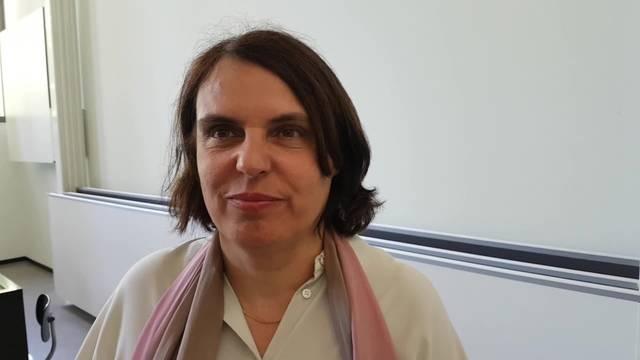 Elisabeth Ackermann im Kurz-Interview