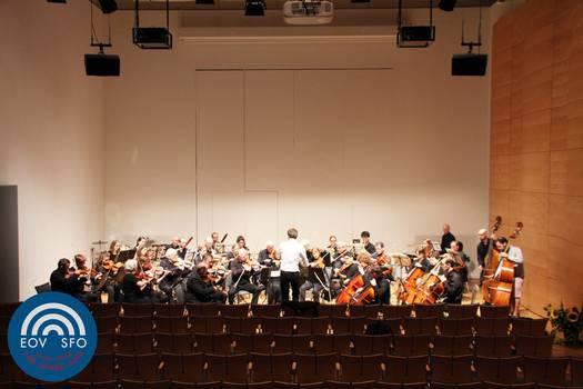 Auftritt des K65 anlässlich des Orchesterfests zum 100-jährigen Bestehen des Eidgenössischen Orchesterverbands. Aarau, 2018. Quelle: Eidgenössischer Orchesterverband EOV