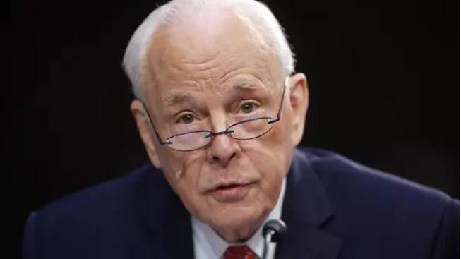 John Dean war der Kronzeuge im Watergate-Skandal. Ein ähnliches Kaliber fehlt heute.