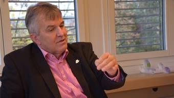 «Von diesem Geschäft könnten Ortsbürger- und Einwohnergemeinde profitieren», sagt Rudei Donat, Gemeinderat.