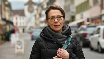 Stadträtin Sabine Asprion verzichtet auf eine Kandidatur fürs Laufner Stadtpräsidium