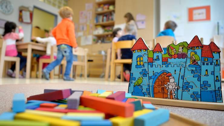 Werden Cramers Kita-Ideen zur Trutzburg im Grossen Rat?
