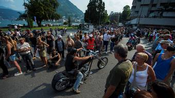 Swiss Harley Days 2013 in Lugano
