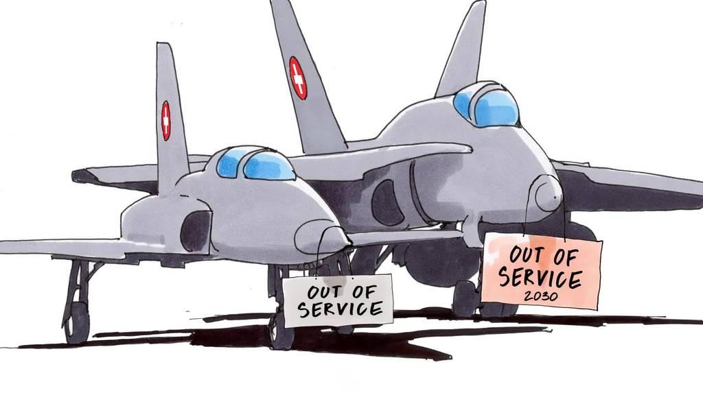 Vorschau: Beschaffung neuer Kampfjets