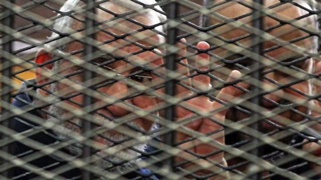 Das Todesurteil gegen Mohammed Badie wurde bestätigt (Archiv)