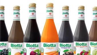 Biotta-Säfte
