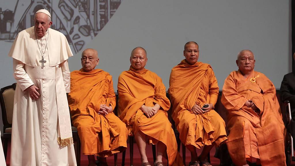 Zusammenhalt der Religionen so wichtig wie noch nie