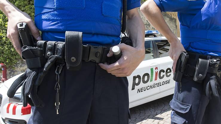 Bei einer blutigen Auseinandersetzung mit Messern wurden in der Stadt Neuenburg drei Personen verletzt. (Symbolbild)
