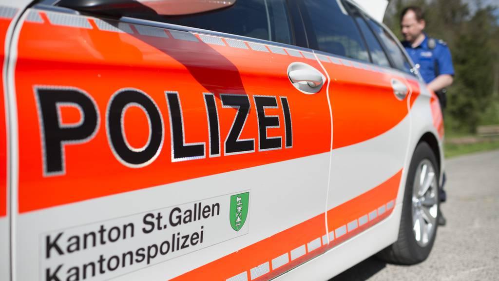 Schwerer Unfall zwischen Ricken und Sankt Gallenkappel