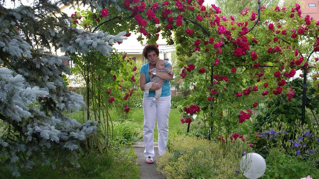 Rosmarie Amstad aus Ballwil