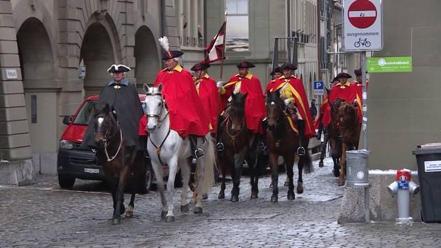 Neujahrsempfang in Bern