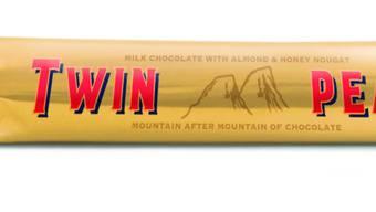 Die britische Ladenkette Poundland entwickelte Twin Peaks nach der Kritik an den abgespeckten Toblerone-Riegeln in Grossbritannien.