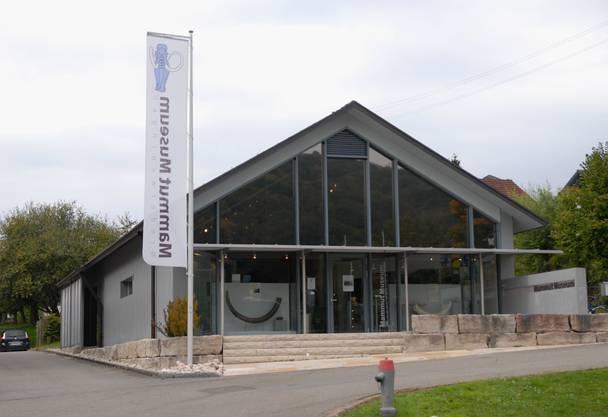 Ein wissenschaftliches Zentrum das Mammutmuseum Niederweningen.