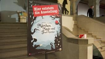 Ausstellung zu Märchen, Magie und Trudi Gerster.