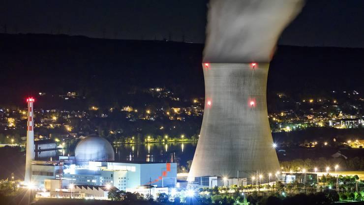 Die Mehrheitsmeinung unter den Nationalratskandidaten ist klar: Das jüngste Schweizer Kernkraftwerk in  Leibstadt wird auch das letzte bleiben.