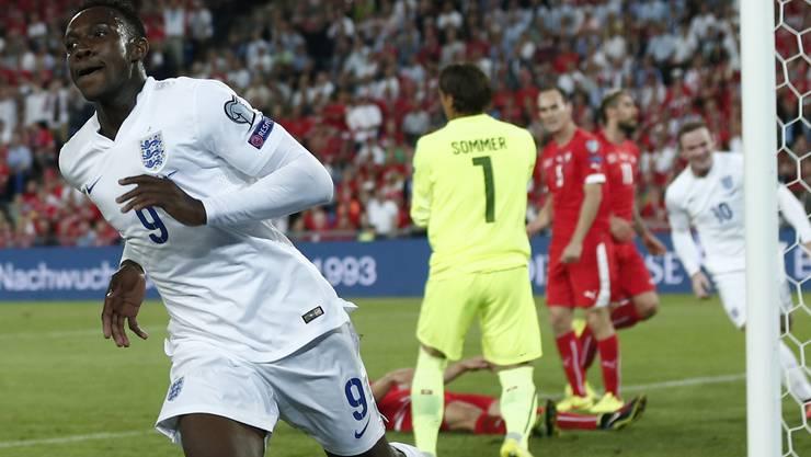 Welback schiesst die Schweiz mit zwei Treffern ab