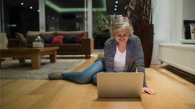 Dating-Website erzählen mir von sich selbstDating-Rollen umgekehrt