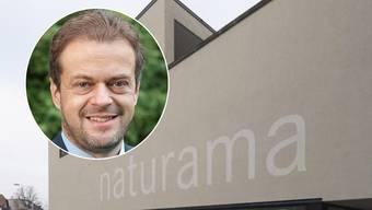 Daniel Bärtschi ist auf einem der ersten Biohöfe der Schweiz aufgewachsen.