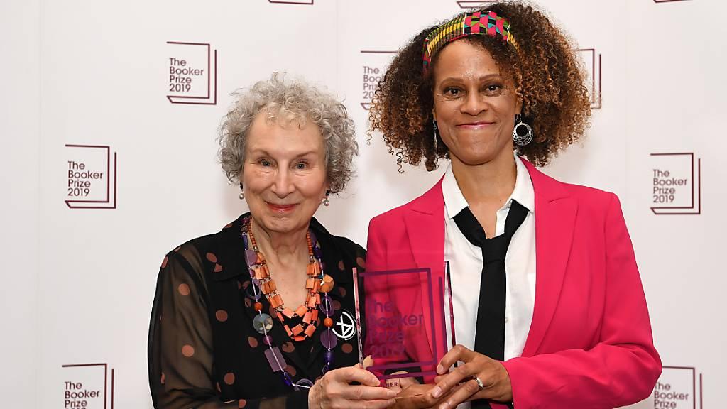 Evaristo und Atwood gewinnen grössten britischen Literaturpreis