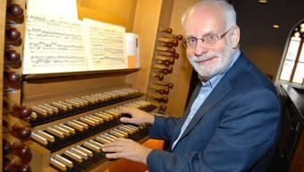 Ton Koopman hat in Basel bereits mehrere Konzerte gespielt. Solange der Kirchenrat auf seinem Entscheid beharrt, will der niederländische Star aber nicht mehr kommen.