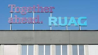 Die Boni des Ruag-Chefs hatten für Aufsehen gesorgt. Nun schiebt der Bundesrat übertrieben hohen variablen Lohnanteilen und Nebenleistungen einen Riegel. (Archivbild)
