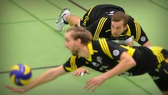 Es wollte nicht sein: Kollo und der TV Schönenwerd scheitern im Schweizer Cup an Näfels.