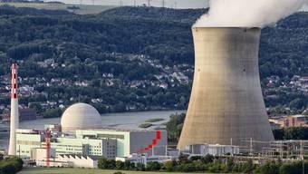 Das Atomkraftwerk in Leibstadt (Archiv)
