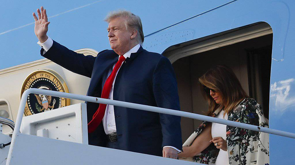 US-Präsident Donald Trump hat am Donnerstag die Darstellung zurückgewiesen, er habe den Russland-Sonderermittler Robert Mueller zwischenzeitlich entlassen wollen.
