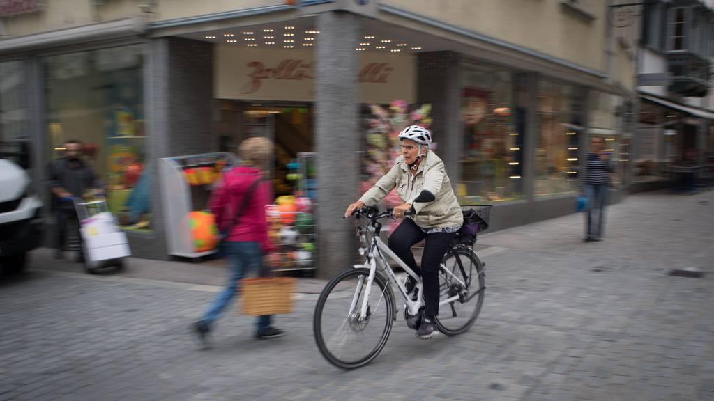 Mit dem E-Bike durch das Fahrverbot