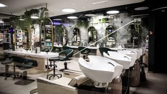 Nach dem Coronalockdown nahmen die Firmengründungen wieder deutlich zu. Auch bei privaten Dienstleistungen wie Coiffeursalons oder Kosmetikstudios.