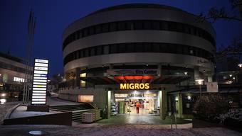 Im Laufner Einkaufszentrum Birs Center soll das künftige Gesundheitszentrum eingerichtet werden.