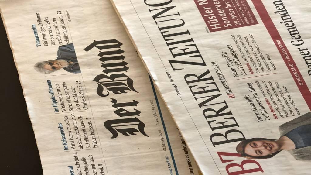 Bund und BZ legen Redaktionen zusammen