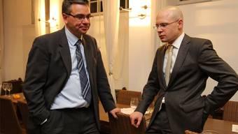 Baschi Dürr ist ins Visier seiner früheren Partei geraten.andreas maurer