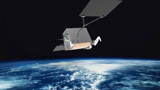 Mit Satelliten will die ESA unter Mitarbeit der Schweizerischen Empa das CO2 aus dem All messen.